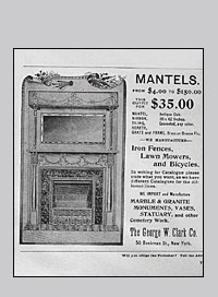 Mantelpieces In New England An Introduction By User From