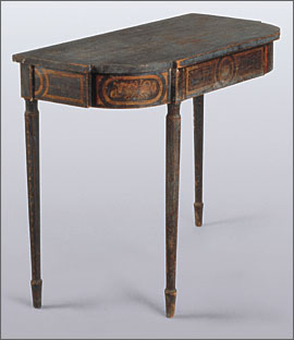 New Discoveries In Baltimore Painted Furniture By User From Antiques U0026 Fine  Art Magazine