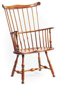 A Guide To Eighteenth Century Windsor Chairs By User From Antiques