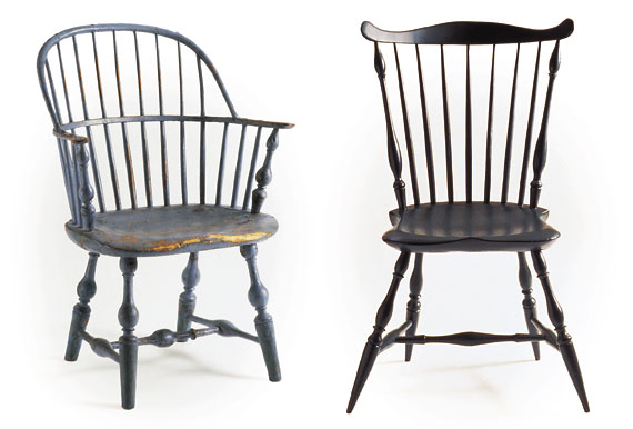 A Guide To Eighteenth Century Windsor Chairs By User From Antiques U0026 Fine  Art Magazine