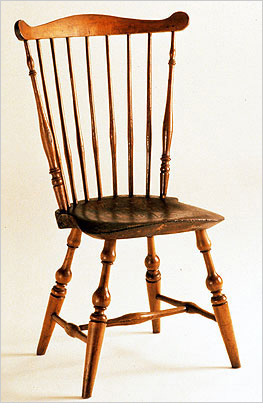 Superbe The Windsor Side Chair In The Dining Room By Nancy Goyne Evans From  Antiques U0026 Fine Art Magazine