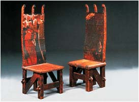The First Arts And Crafts Chair By John A Levitties From Antiques - William morris chairs
