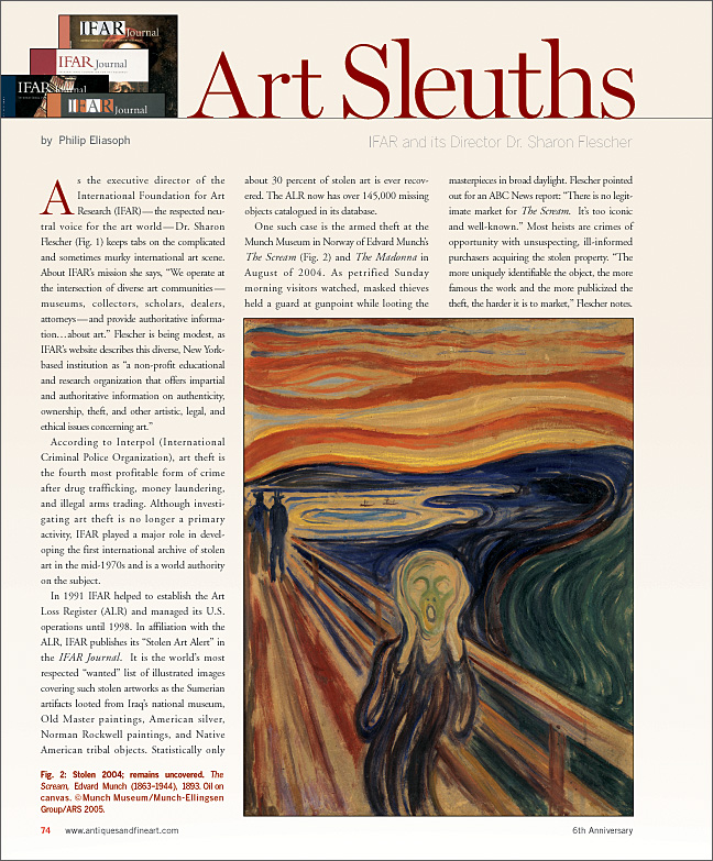 articles about art