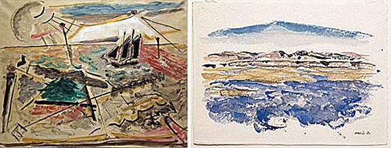 Fine Art as an Investment: John Marin (1870-1953) by Erik R. Brockett from Antiques & Fine Art ...