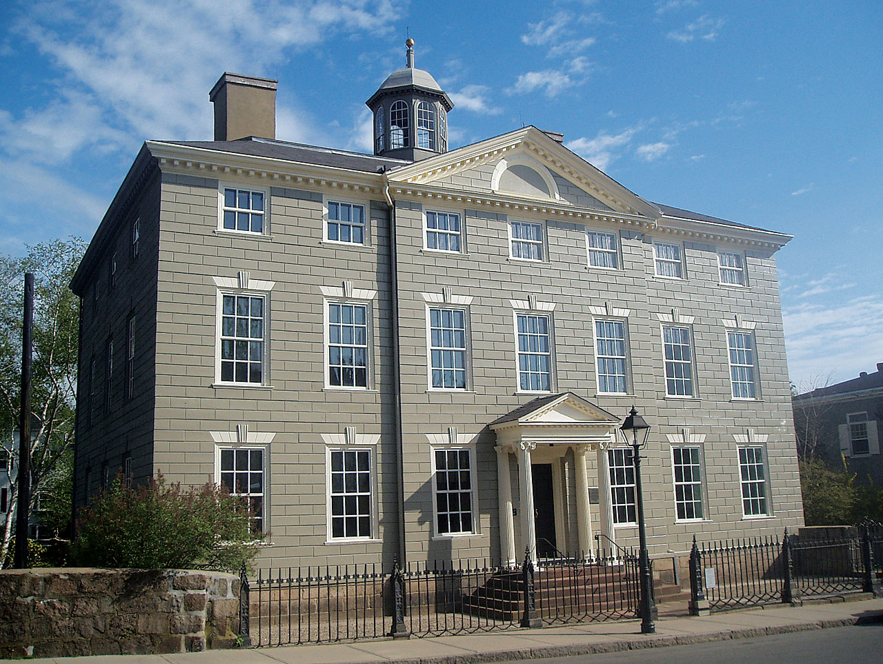 4 jeremiah lee mansion marblehead marblehead museum historical society - Mansion Architectural Styles