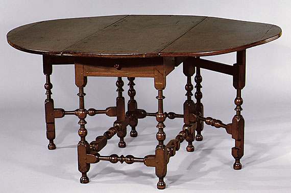Early Colonial Furniture At The Metropolitan Museum Of Art By Frances