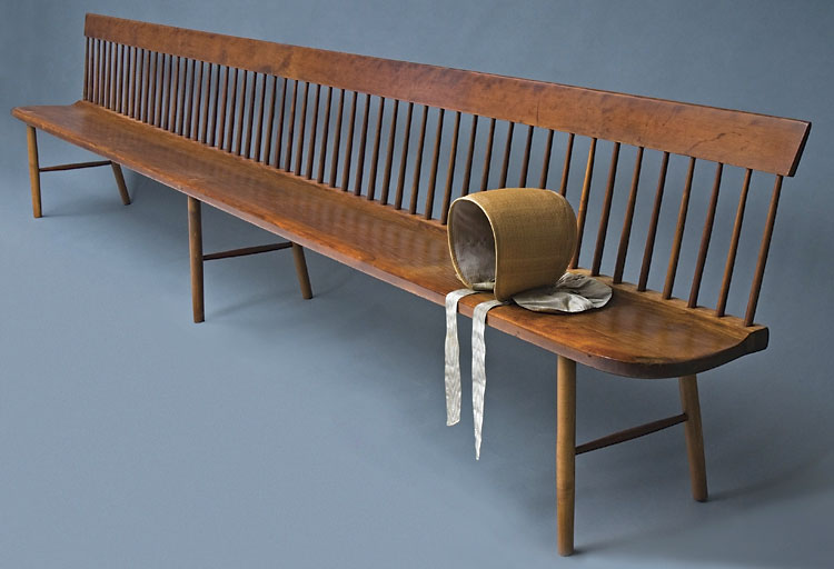 Bench ... - 2008 Winter Antiques Show Loan Exhibition: The Shaker Museum And