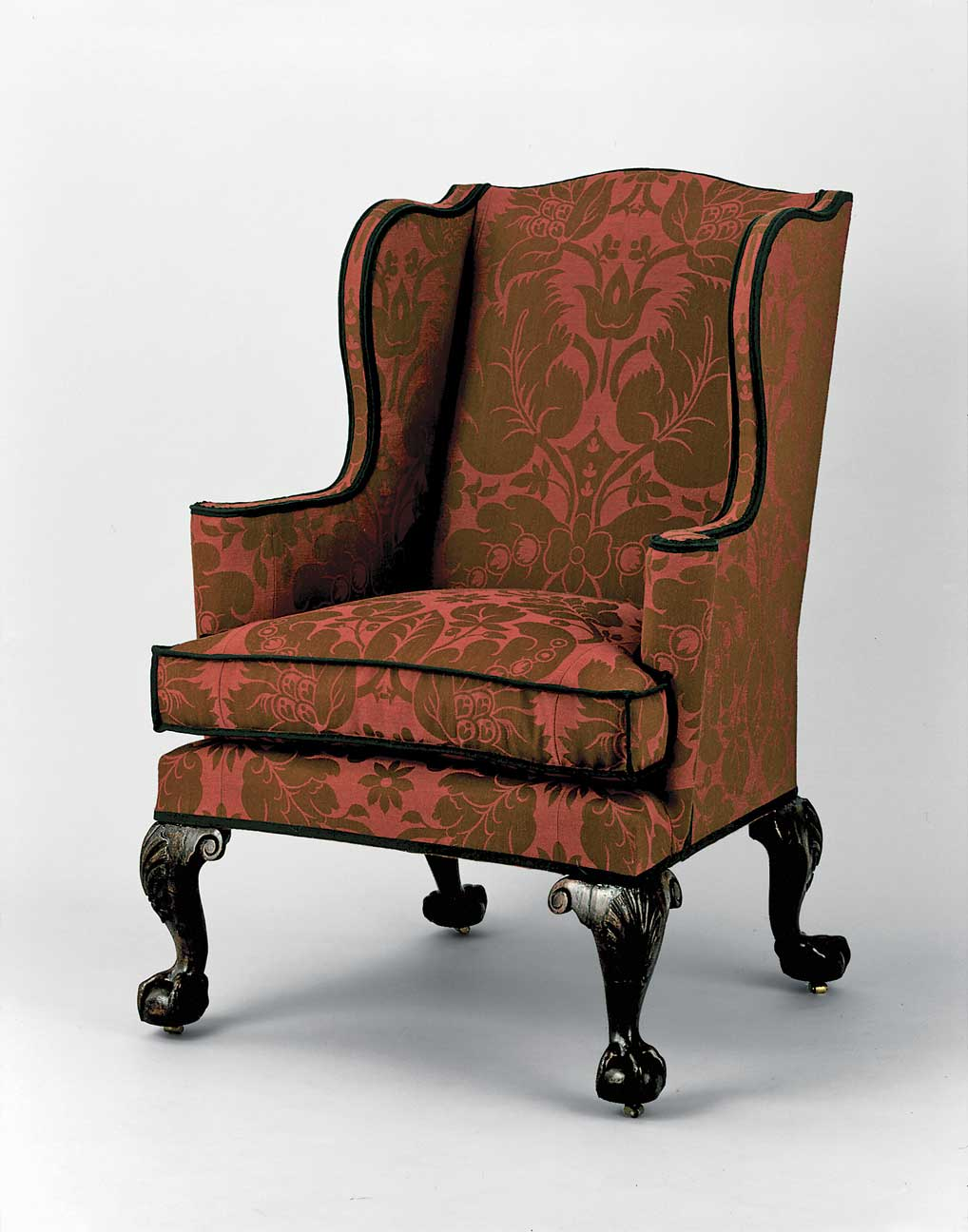 Antique easy chair - Fig 6 Easy Chair