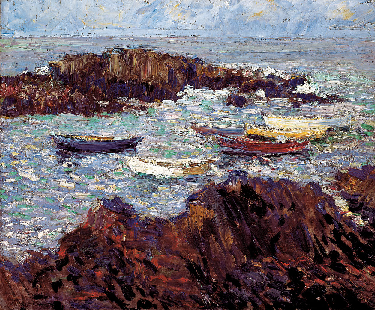 The Call of the Coast: Art Colonies of New England by Thomas ...