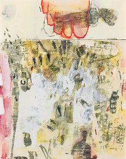 Robert Rauschenberg (1925–2008) Canto XIV, 1959–1969 Offset lithograph (one of thirty-four), 14-1/2 x 11-1/2 inches Museum of Contemporary Art, Los Angeles, California. Gift of Marcia Simon Weisman.