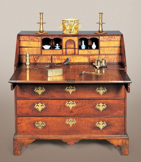 Antiques And Fine Art Allen Mark Marjorie